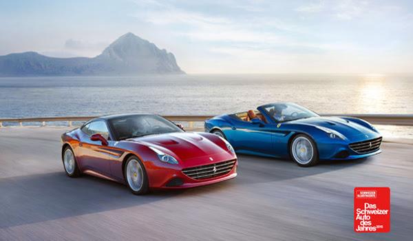 Ferrari California T Wins The Most Stylish Car of the Year ...