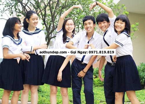 đồng phục học sinh cấp 3