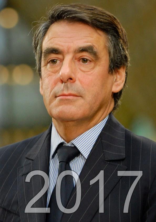 François Fillon éléction présidentielle 2017, candidat
