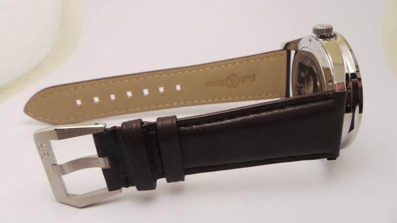 BR123 Falcon Leather Strap