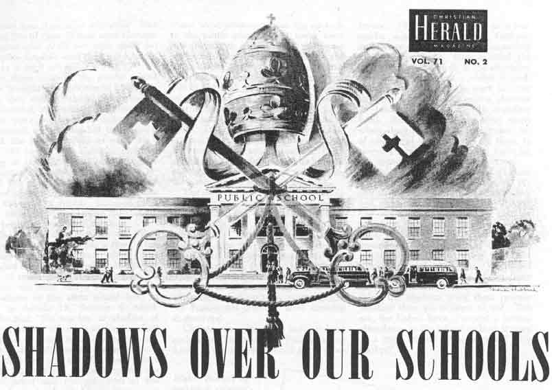Shadows Over Our Schools