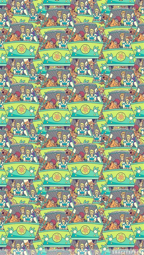 Scooby Doo iPhone Wallpaper