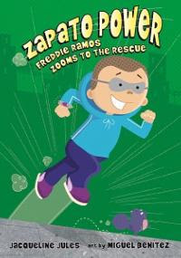 Zapato Power: Freddie Ramos Zooms to the Rescue