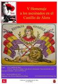 V Homenaje a los asesinados por el franquismo en Álora en 1937