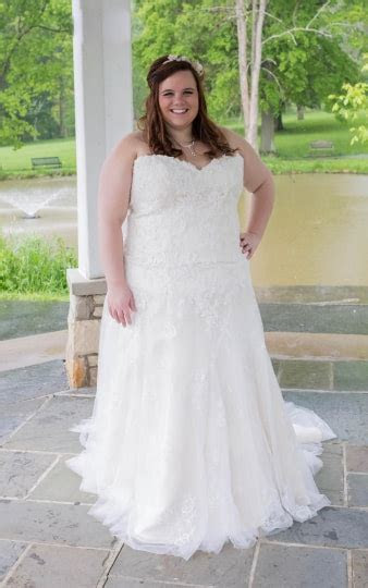 Koda Bridal   The Premier Plus size Dress tination