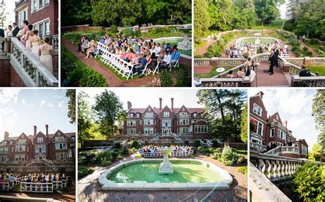 Glensheen Mansion Historic Estate   Duluth, MN Wedding