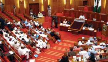 Calls for Jonathan's impeachment 'utter rubbish'- Senate