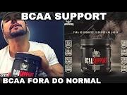BCAA SUPPORT  INTEGRALMEDICA DARKNESS um BCAA Intra Treino DIFERENCIADO com Arginina e Glutamina
