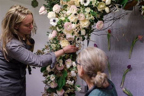 Florist Friday : Wedding Floristry Career Course at the