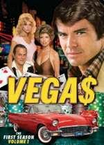 Vega$: Season One (V1), a Mystery TV Series