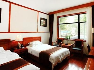 Discount Chengdu Qingchengyuan Hotel