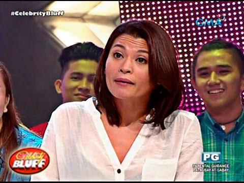 VIRAL: Mylene Dizon nagalit at sinagot si Boobay sa isang episode ng Celebrity Bluff