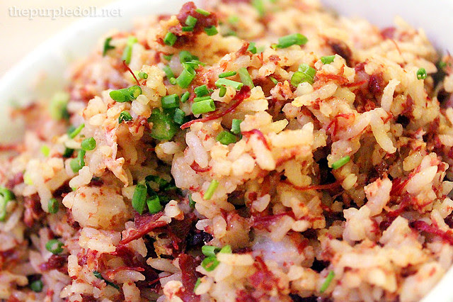 Breakfast Fried Rice (Medium P285)