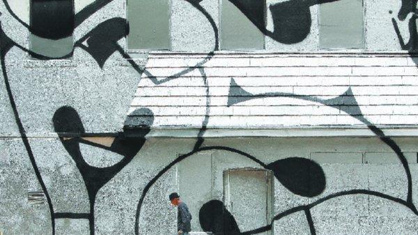 Graffiti Mural San Diego