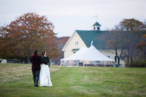 I Thee Wed, Laudholm Style ? Wells Reserve