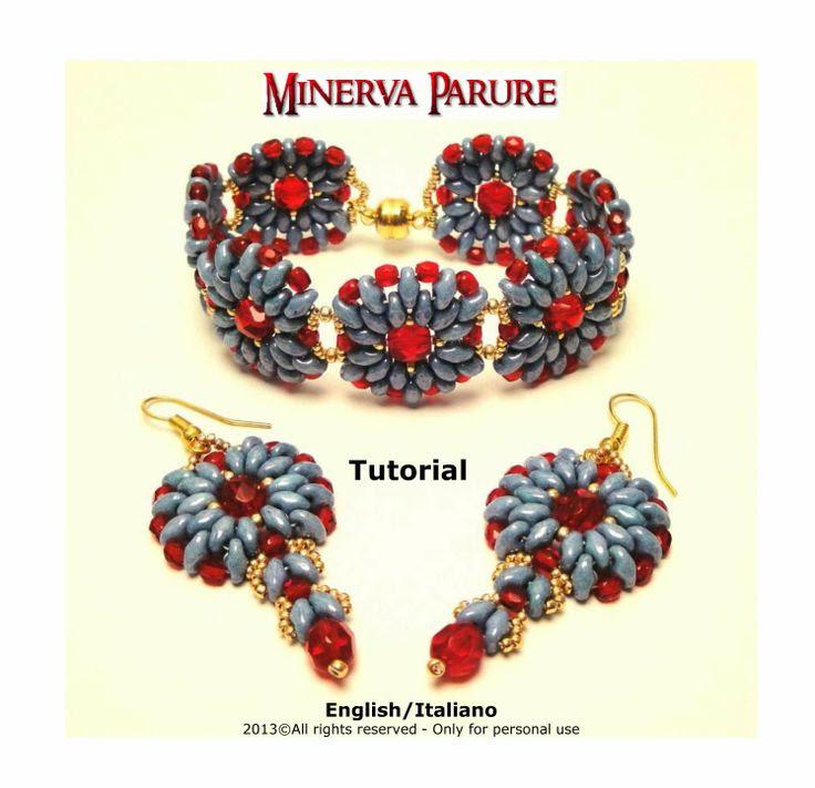 Perle&Bijoux: Minerva Parure