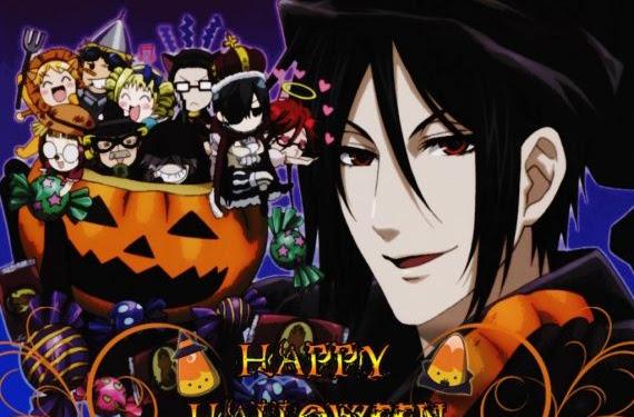 Kuroshitsuji Halloween Wallpaper