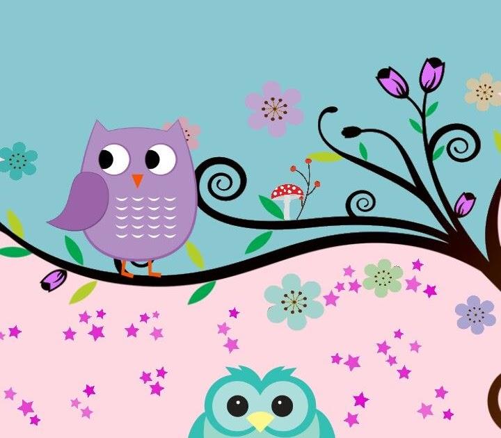 Gambar  Wallpaper Lucu  Owl  Stok Wallpaper
