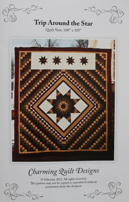 Amish quilt pattern book