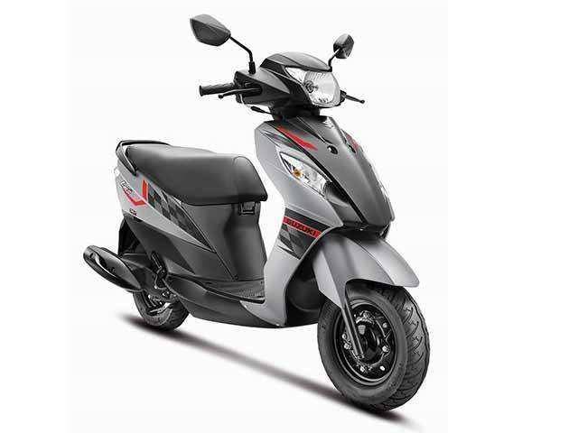 Suzuki Let's - Rs 47,272