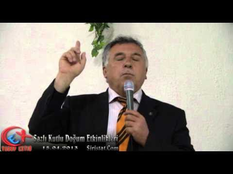 Bozkır Sazlı Köyü Kutlu Doğum Etkinlikleri - 15.04.2013