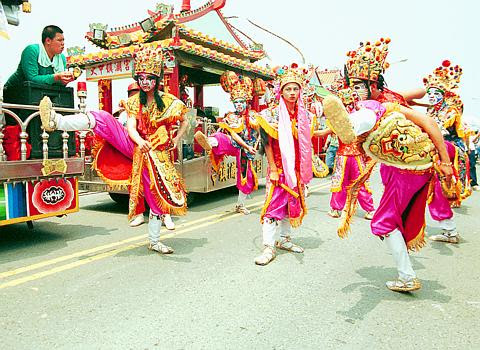 PHOTO: Taipei Times