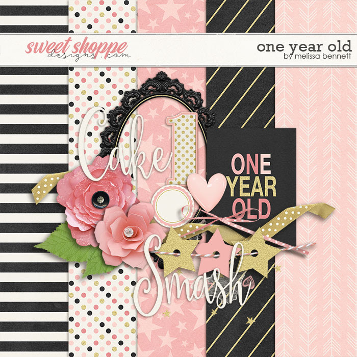 One Year Old by Melissa Bennett
