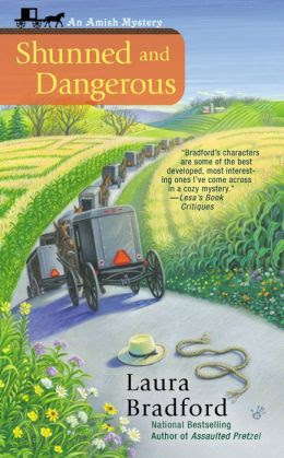 Shunned and Dangerous (Amish Mystery Series #3)