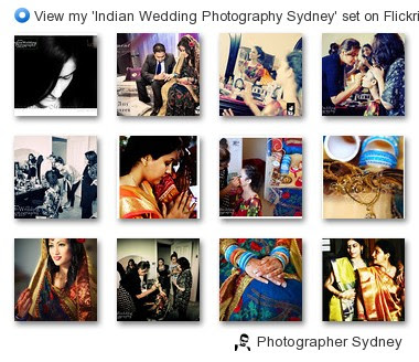 View my 'Indian Wedding Photography Sydney' set