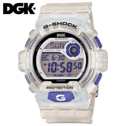 Best Watches 8: Casio G-Shock Limited Edition Dirty Ghetto Kids G8900DGK-7 ~ Gadget Watch 101