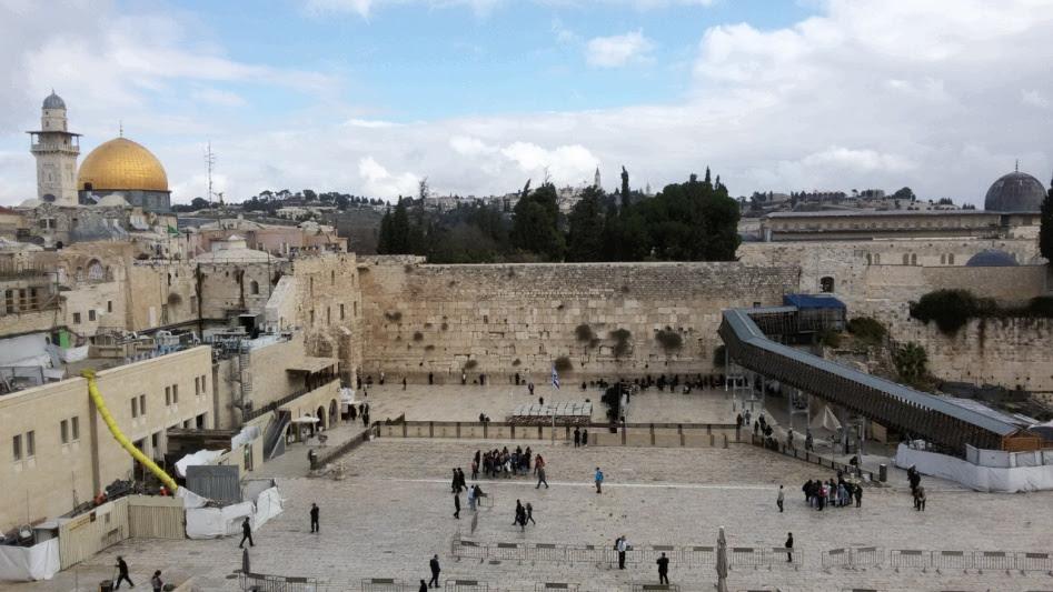 Israel além do conflito