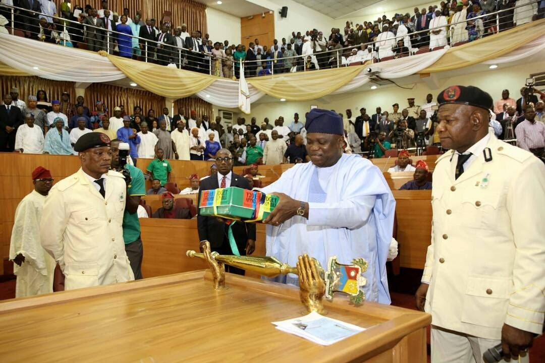 Governor Ambode Presents 2018 Budget (Photos)