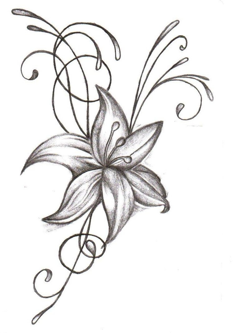 Free Simple Flower Designs Download Free Clip Art Free Clip Art On Clipart Library