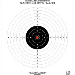 Sources for Official Match Targets within AccurateShooter.com