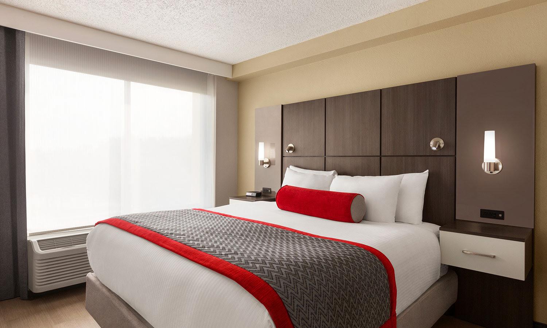 Orlando FL All Suites Hotel Ramada Suites Orlando Airport