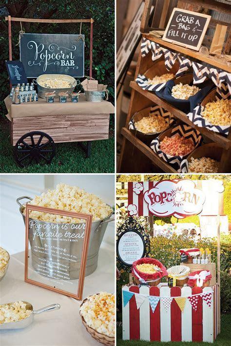 Food Glorious Food! 13 Wedding Food Stations Ideas