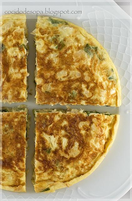 Tortilla bacalao y pimiento verde_1