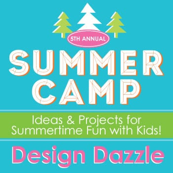 Design Dazzle Summer Camp series