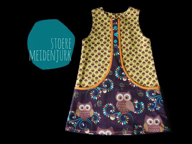 122 - Stoere jurk 01