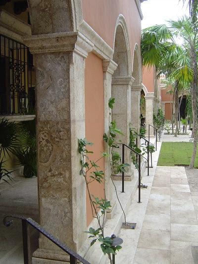 Architectural Stone Pilaster