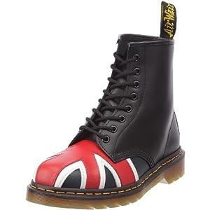 Chaussures doc martens drapeau anglais deco londres for Site deco anglais