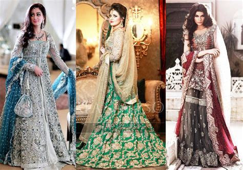 Latest Designer Pakistani Party Wear Dresses 2017 for