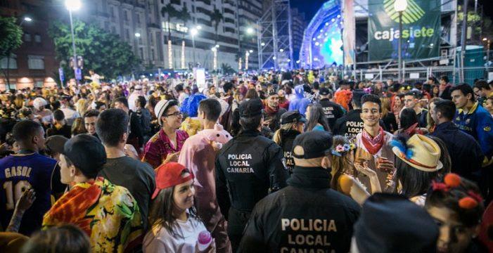 Resultado de imagen de Inversión sin precedentes para garantizar la seguridad durante el Carnaval