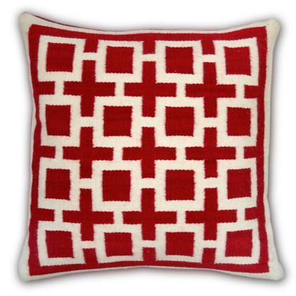 Jonathan Adler Newport Pillow in Graphic Pillows