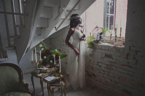 voodoo swamp  orleans wedding inspiration rock