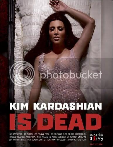 kim kardashian è morta?!