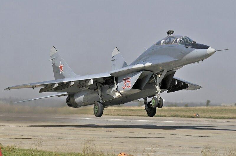 42 anos atrás, o MiG-29 fez seu primeiro vôo