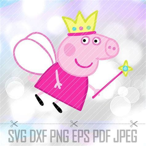 Pin by Lynn Gannon on Silhouette Projects   Peppa pig