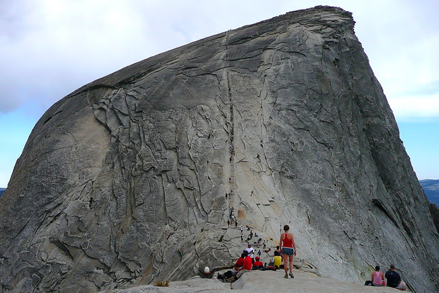 P1180345 Half Dome Trail