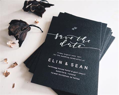 Paige Tuzée Designs   modern calligraphy wedding